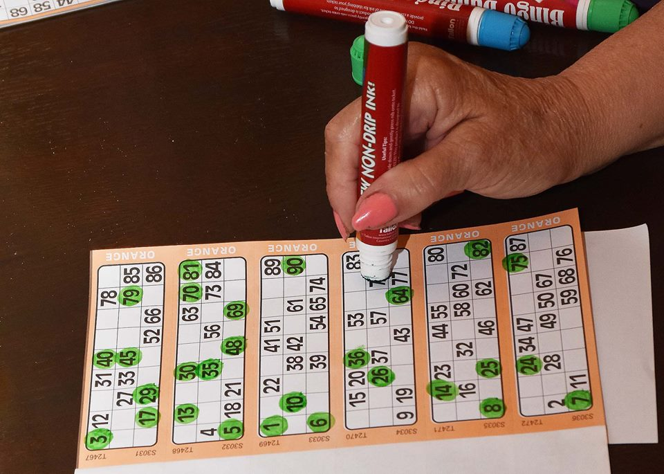 Bingo at The Gallow