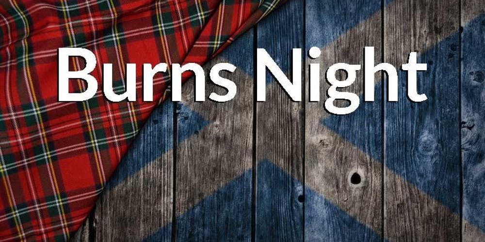 Burns Night at The Gallow
